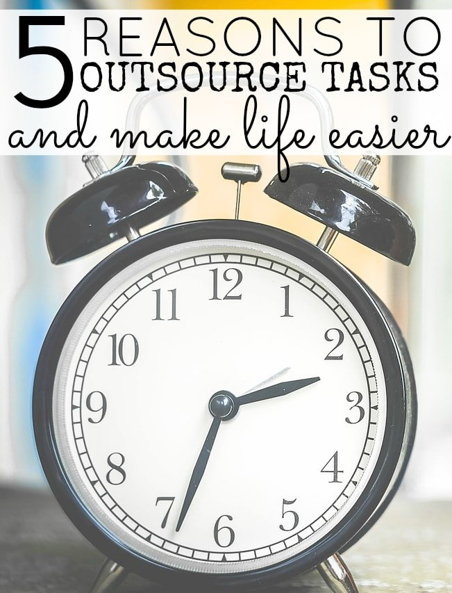 Should You Outsource Your Life And Household Tasks