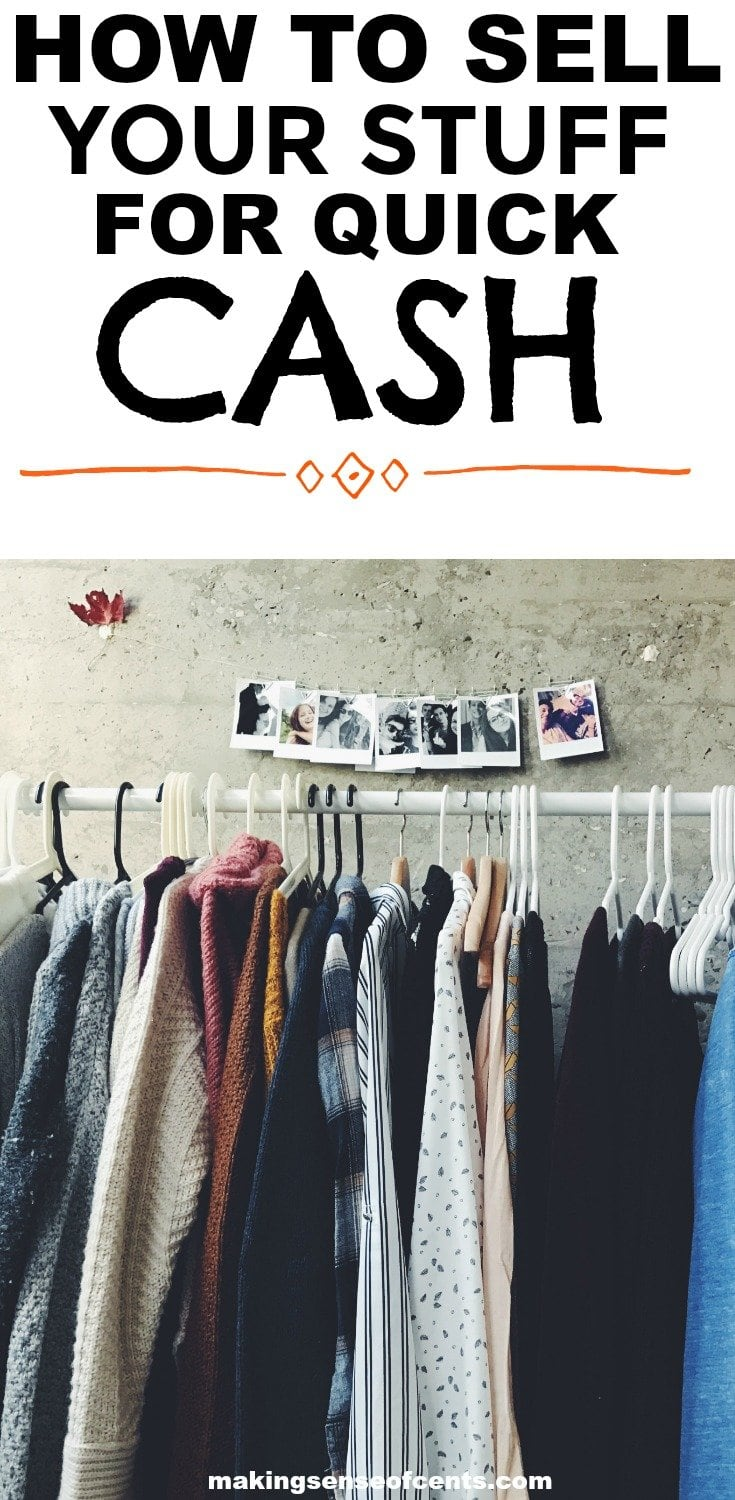 Sell your clothes for cash stores