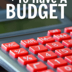 Do You Need A Budget?