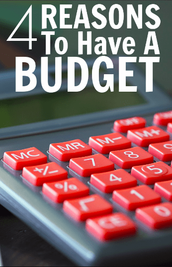 4 Reasons For Budgeting - Reasons For Preparing A Budget