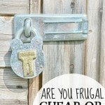 Are You Frugal, Cheap, Or A Thief?