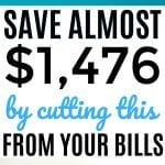 Life Without Cable – Start Saving More Money Today