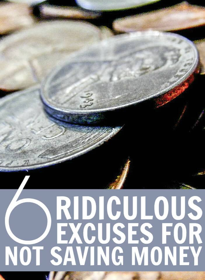 Stop Using These Common Excuses For Not Saving Money (2)