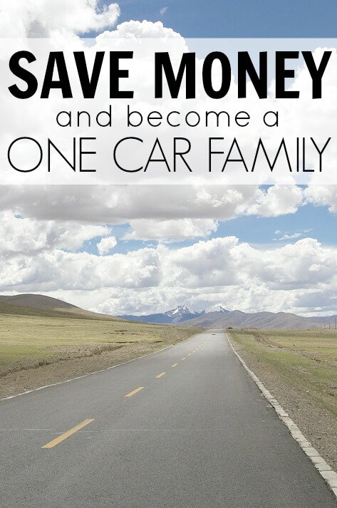 We're Now Saving Over $7,000 A Year By Becoming A One Car Family (1)