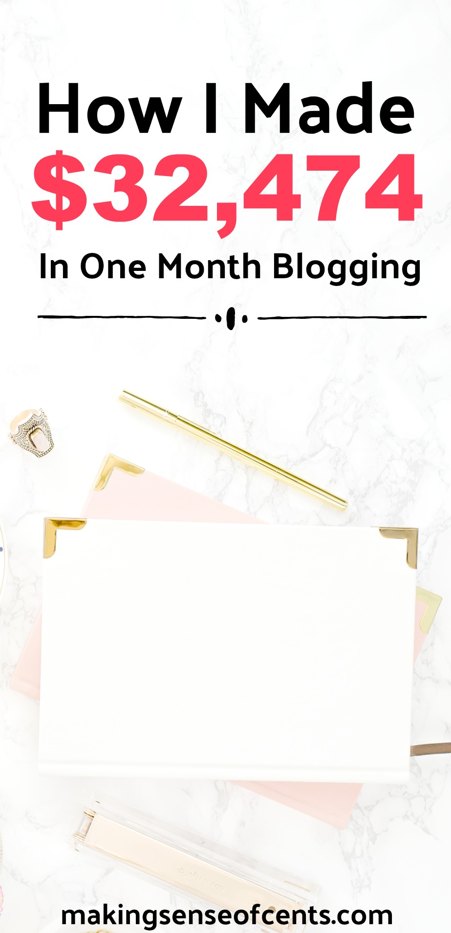 Find out how I made over $30,000 in one month blogging!