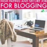 Why I'm Happy I Made The Decision To Leave My High Paying And Secure Job For Blogging