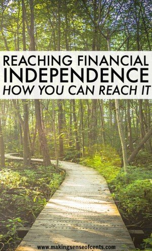 Financial independence is something I am seeking in life and I'm sure you might be as well. If you want to learn how to become financially independent, read here!