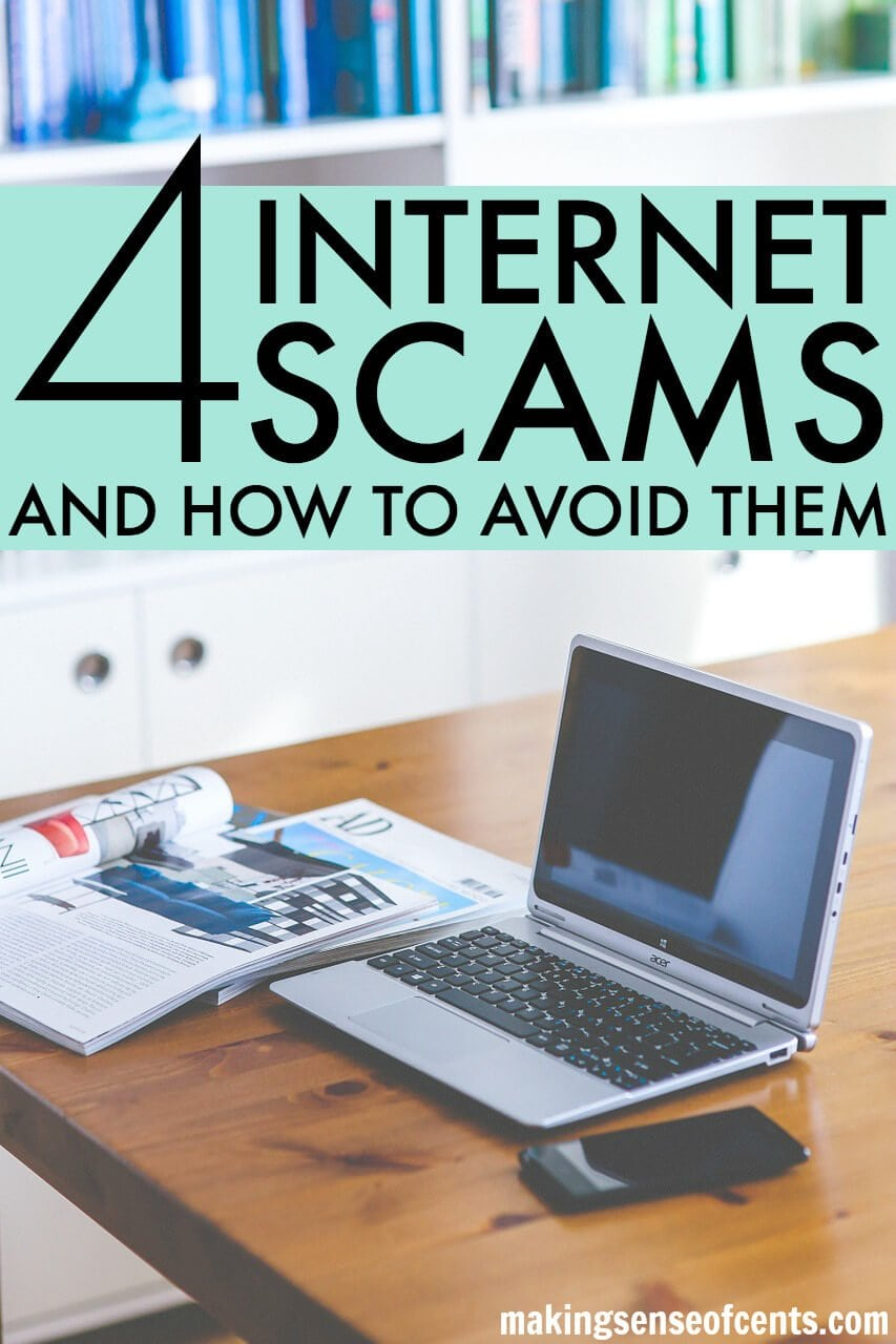 Internet Fraud Scam Emails - Spotting An Email Scam