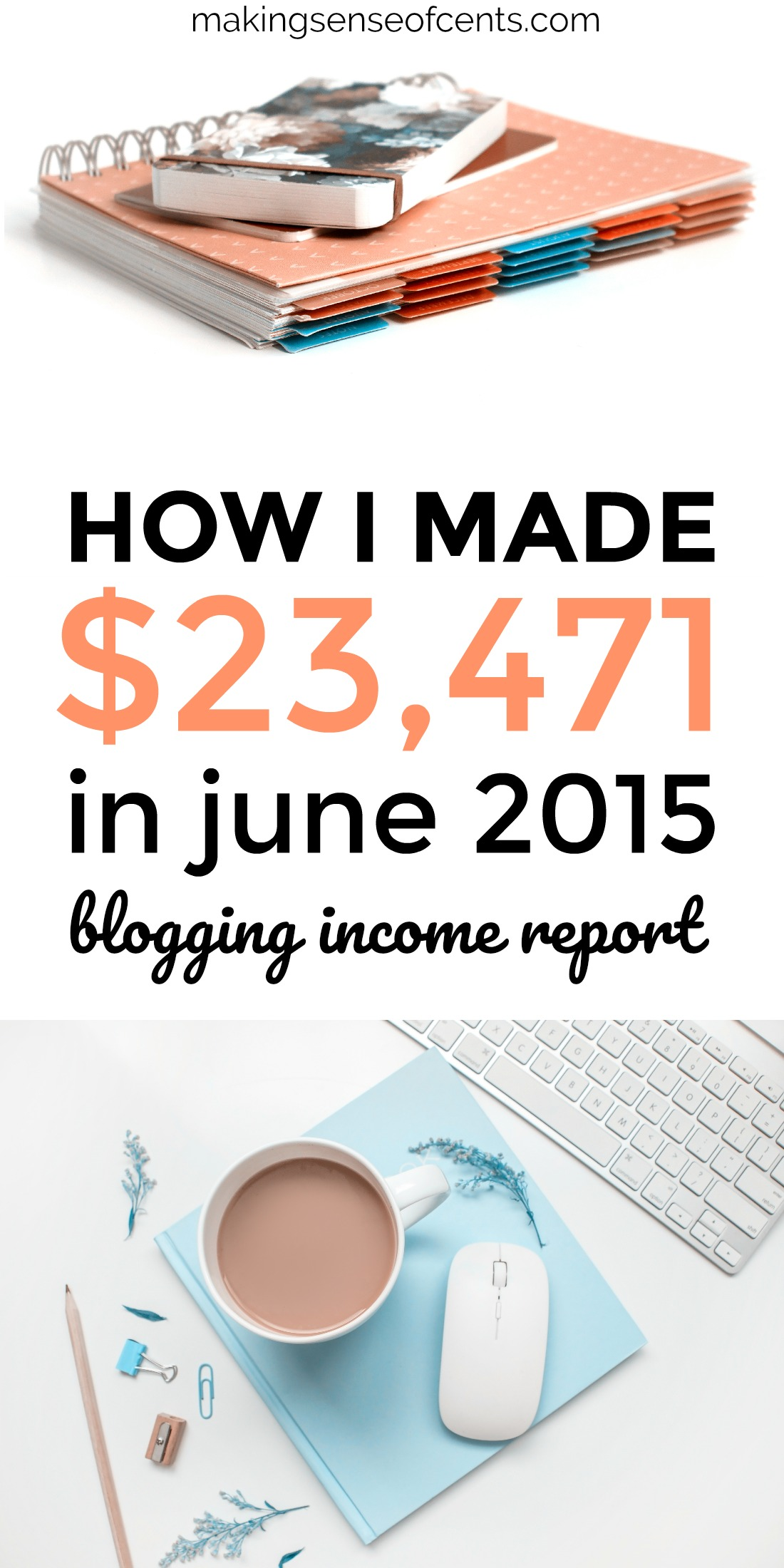 Check out my blogging income report. #makemoneyblogging #bloggingincome #incomereport