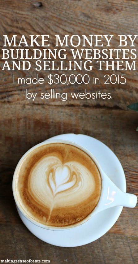 How do you build websites up to sell them