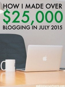 Monthly Online Income Report July (1)