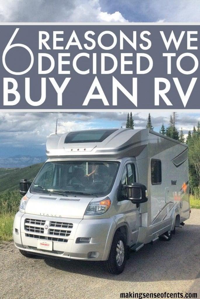 We Bought A Class C RV - The Winnebago Itasca Viva!