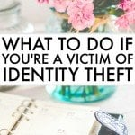 What To Do If You're A Victim Of Identity Theft