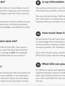 Lower Cable Bills and BillFixer Review