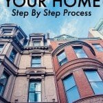 Selling Your Home – Step By Step Process