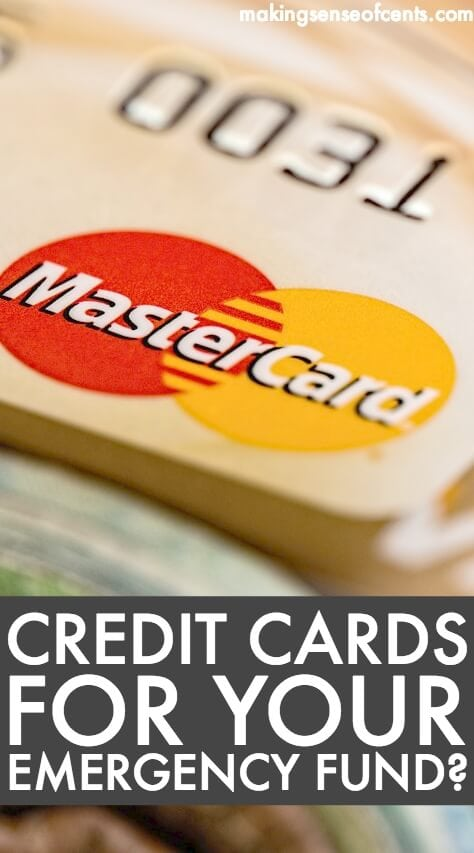 Credit Cards For Your Emergency Savings Fund Amount