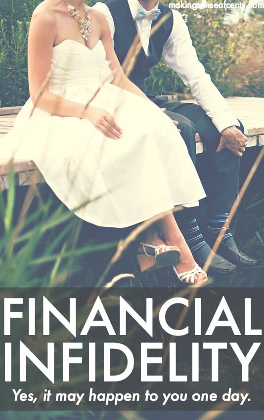 Financial Infidelity And The Problems It Can Create