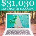 September Online Income Report – $31,030