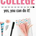 How To Balance Working And Going To College