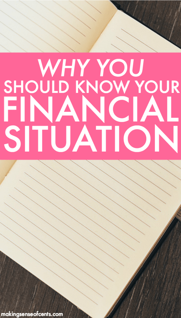 Why Everyone Should Be Aware Of Their Financial Situation