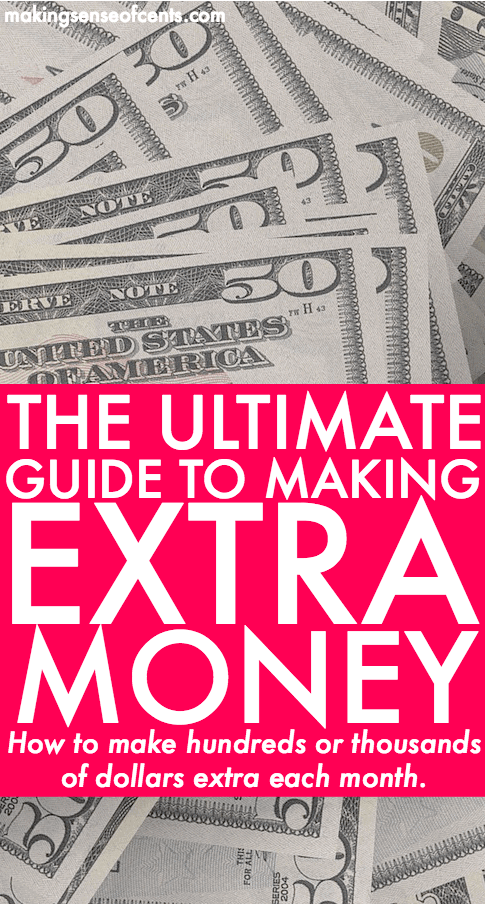 Side Hustle Ideas - The Ultimate Guide