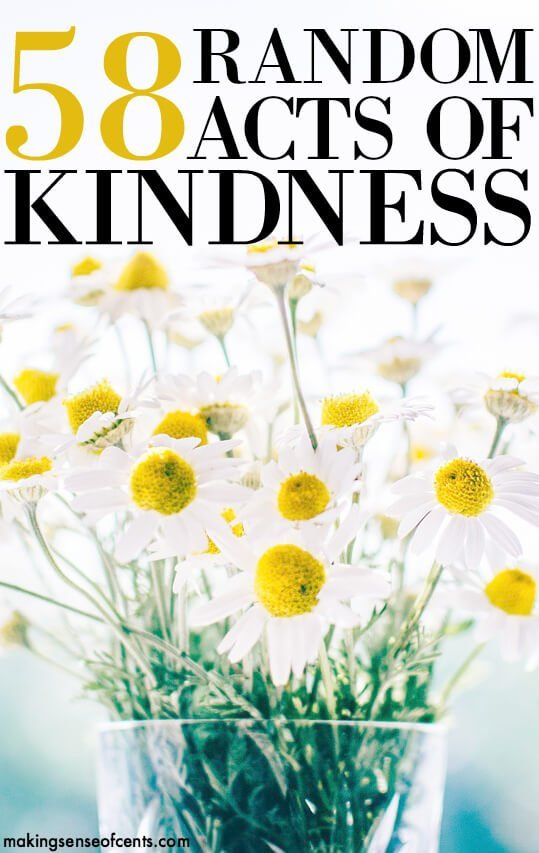 Kind Things To Do For Others - Random Acts Of Kindness