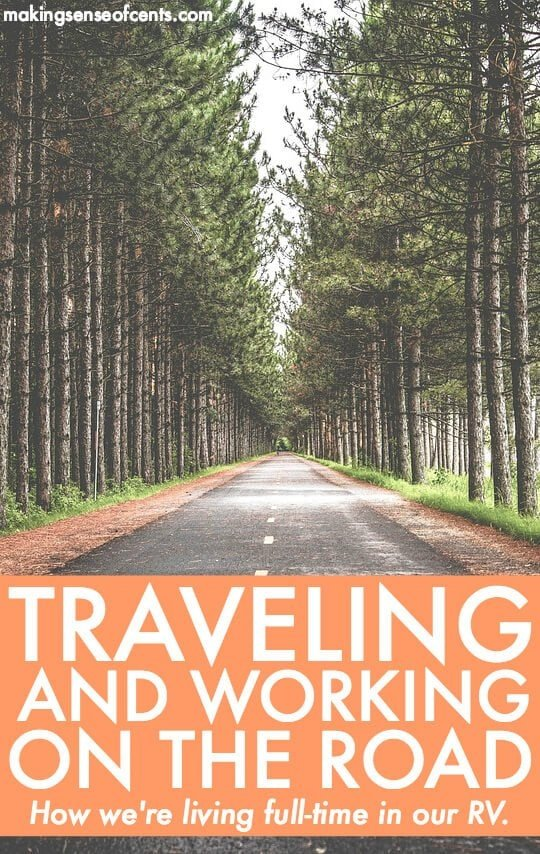 RV Living - Travel and Work On The Road