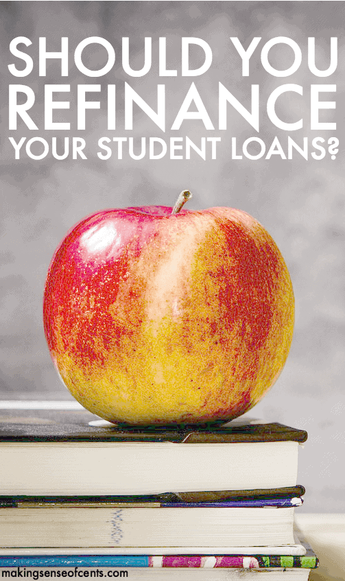 Refinancing Student Loans - What You Should Know