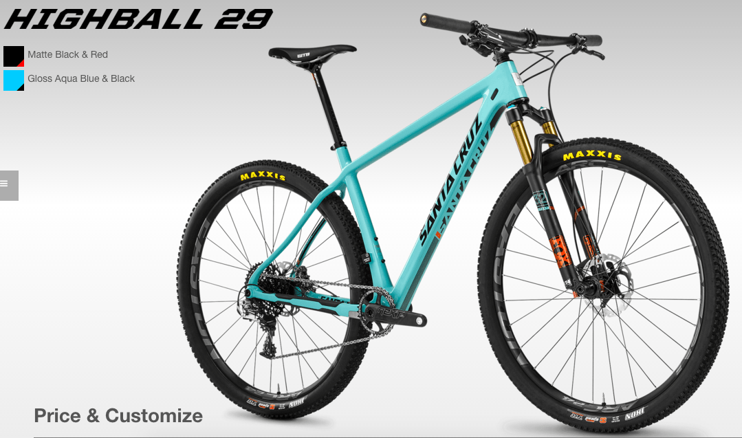 Santa Cruz Highball 29er 3
