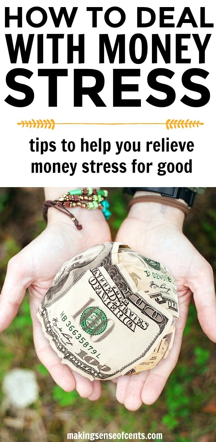 Dealing With Money Stress