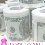 8 Items To Sell Around Your Home For Extra Money