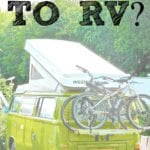 How Much Does It Cost To RV?