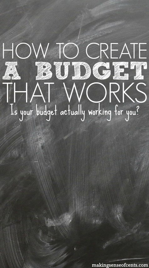How To Make A Budget: Creating A Budget That Works