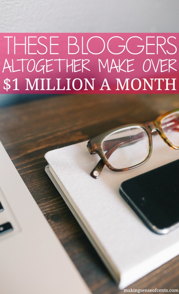 Monthly Online Income Report - These Bloggers Make Thousands!