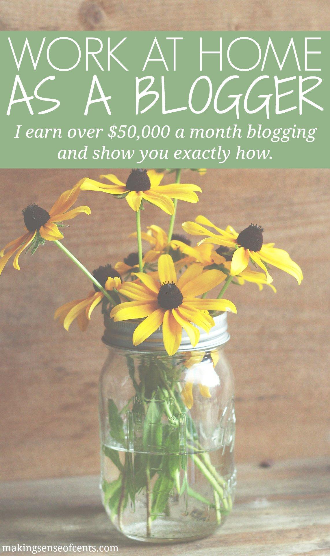 La guida definitiva per fare soldi blog - Come guadagno online oltre $ 50.000 al mese