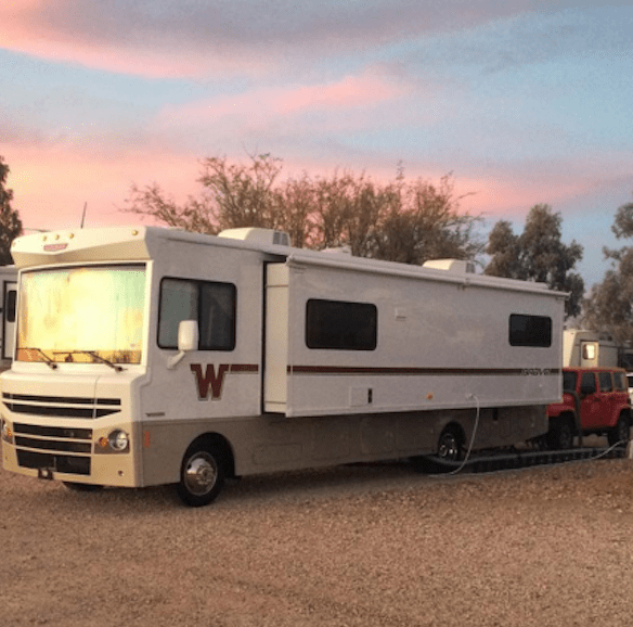 We're Full-Time RVing!