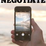 Are You Afraid To Negotiate?