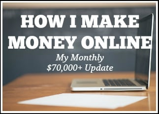 My Monthly Online Income Reports