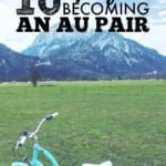 How To Become An Au Pair And Travel The World