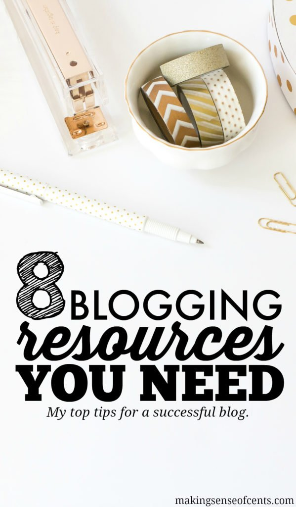 What blogging tools or resources do you recommend