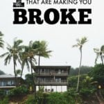 Are These Bad Money Habits Making You Broke?