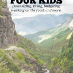 Becoming an RV Family – How We Travel Full-Time With 4 Kids and 2 Dogs