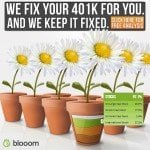 Blooom Review – A 401k Manager