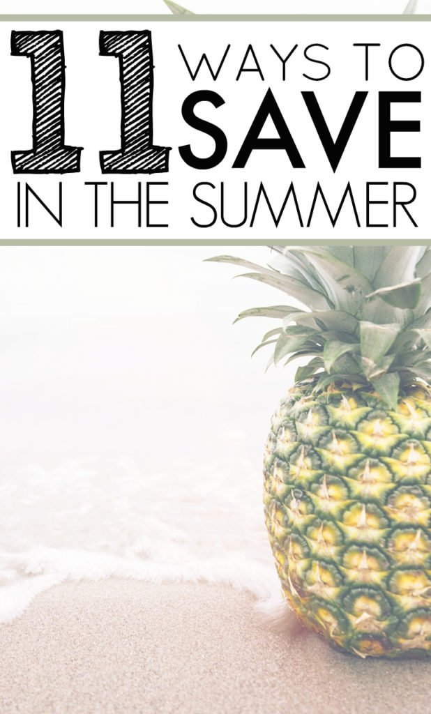 There are many different ways to save money in the summer, so that you can enjoy it without worrying about when your next paycheck is going to come in.