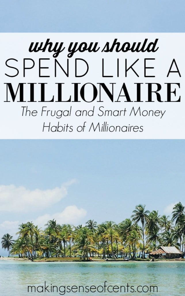 If you want to be rich, continue reading in order to learn more about the habits of millionaires. They are smart with money, and you can be too.