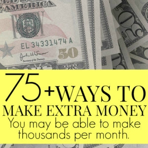 Ways To Make An Extra $1,000 A Month - How To Make 1000 A Month
