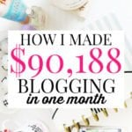 My August 2016 Blog Income Report – $90,188.40