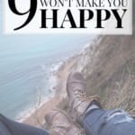 You're Not That New Pair Of Shoes – 9 Ways Buying Things Won't Make You Happy
