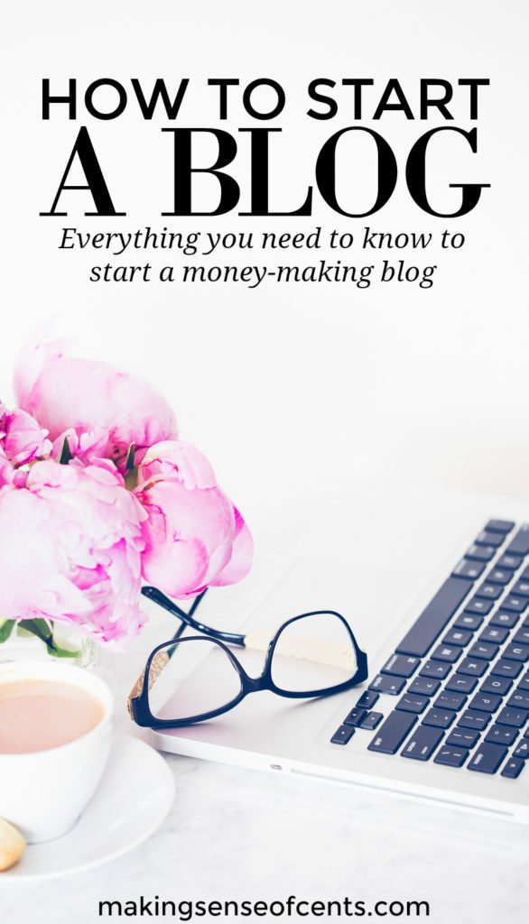 I earn over $100,000 a month blogging! Here is my ultimate guide on how to start a blog so that you can be successful and start a blog with my best blogging tips. Enjoy!