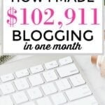 My September Blog Income Report – $102,911